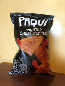 Paqui Haunted Ghost Pepper | resolutions series